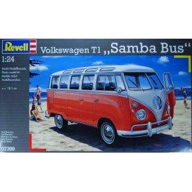 REVELL N-06 07399 VW T1 SAMBA BUS