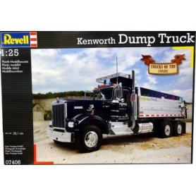 REVELL 07406 KENWORTH DUMP TRUCK
