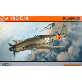 EDUARD 8184 GER. WWII FW-190D-9