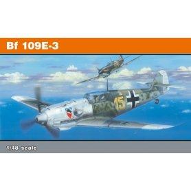 Eduard 1:48 Messerschmitt Bf-109 E-3