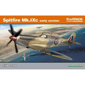 Eduard 1:48 Supermarine Spitfire Mk.IXc early version ProfiPACK