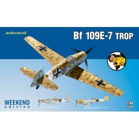 EDUARD 84167 BF-109E-7 TROP