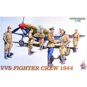 EDUARD 8509 VVS FIGHTER CREW 1944