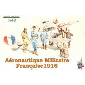 EDUARD 8511 AERONAUTIQUE M. FRANC.