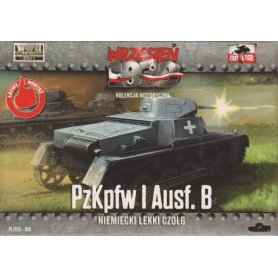 First to Fight 1:72 008 - PZKPFW I B