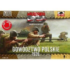 First to Fight 1:72 023 Dowództwo Polskie