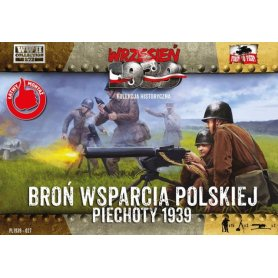 First to Fight 1:72 027 - Broń wsparcia pol. piechoty