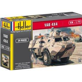 HELLER 79898 VAB 4X4 1/72      S-20