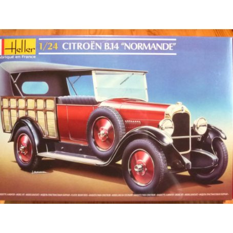 Heller 80729 Citroen B14 Normande in 1:24