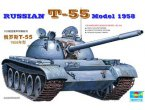 TRUMPETER 00342 1/35 RUSIAN T-55