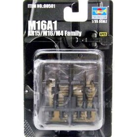 TRUMPETER 00501 AR15/M16/M4 FAMILY