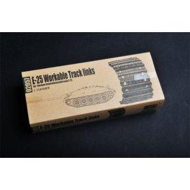 TRUMPETER 02057 E-25 - TRACK LINKS