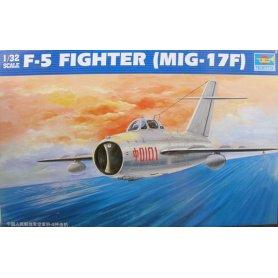 TRUMPETER 02205 1/32 MIG-17F FRESCO