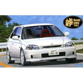 Fujimi 1:24 Honda Civic Type R / EK9 LATE MODEL