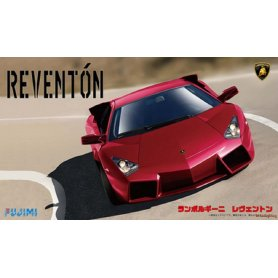 Fujimi 1:24 12574 Lamborghini Reventon RS61
