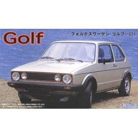 Fujimi 1:24 12609 Volkswagen Golf I GTI