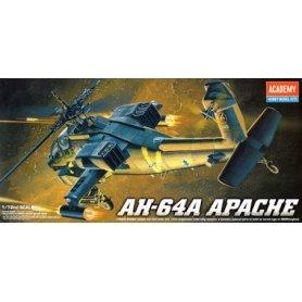 ACADEMY 2138 AH-64 APACHE 12488