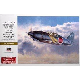 HASEGAWA ST32-08882 J2M3 RAIDEN