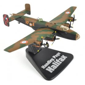 Atlas 1:144 Handley Page Halifax