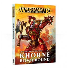 Battletome Khorne Bloodbound