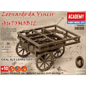Academy 18129 Da Vinci Car
