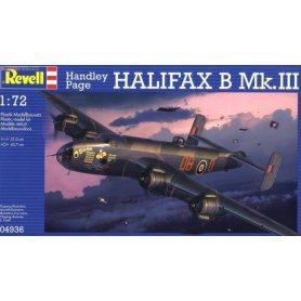 Revell 04936 Handley Page Halifax MK.III