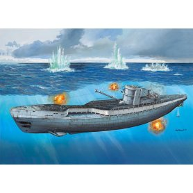 Revell 05133 German Submarine Type IXC/40
