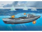 Revell 1:72 05133 German Submarine Type IXC/40