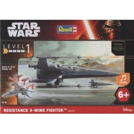 Revell 06753 Star War X-Wingg Fighter B&P