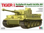 RFM-5001 Tiger I 1943 early Tunisia