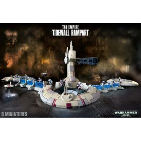 TAU EMPIRE TIDEWALL RAMPART