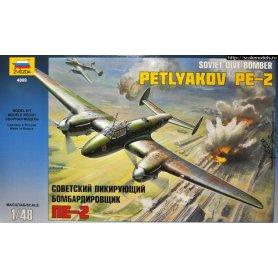 Zvezda 4809 1:48 Petlyakov Pe-2