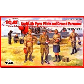 ICM 48084 PILOCI I OBSŁUGA ZSRR