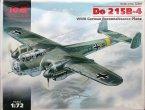 ICM 1:72 72301 D0 215B-4 WWII GERMAN RECONNAISSANCE PLANE