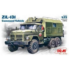 ICM 72812 ZIL 131 COMMAND VEHICLE