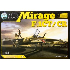 KITTYHAWK 80111 MIRAGE F.1 CT/CR
