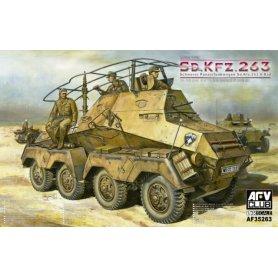 AFV Club 35263 Panzerfunkwagen Sd.Kfz 263 9-RAD