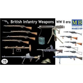 MB 35109 BRITISH SHOOTING WEAPONS