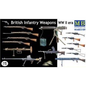 MB 35109 BRITISH SHOOTING WEAPONS
