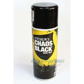 Primer Chaos Black Spray