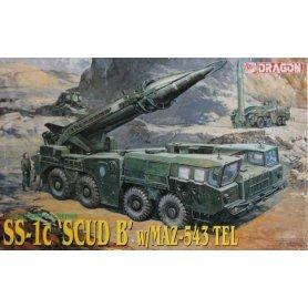 DRAGON 1:35 3520 SCUD B SS-1C