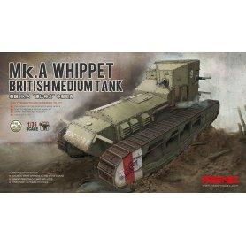 Meng TS021 British medium tank Mk.A Whipet
