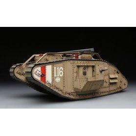 Meng TS020 British Heavy Tank Mk.V Male