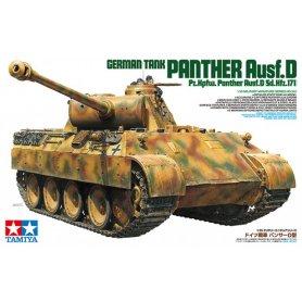 TAMIYA 1:35 German Panther Ausf.D