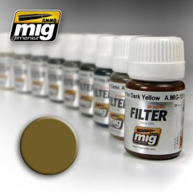Ammo of MIG FILTER Ochre for Light Sand