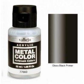 VALLEJO Podkład akrylowy 32ml Gloss Black