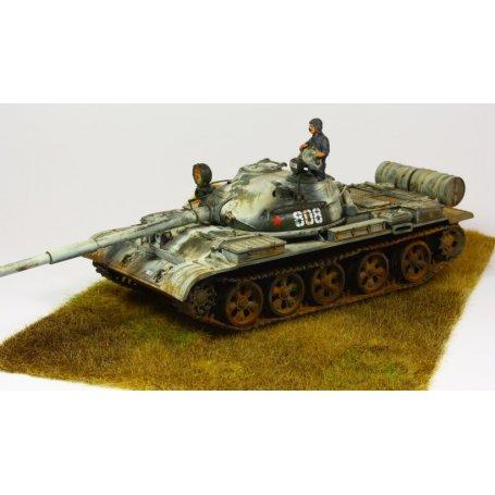 Tamiya 1:35 Russian T-62 Tank