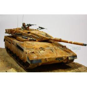 Tamiya 1:35 Israeli Merkava MBT