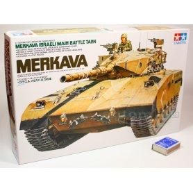 Tamiya 1:35 Merkava MBT