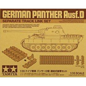 TAMIYA 12665 1/35 German Panther Ausf.D - Separate